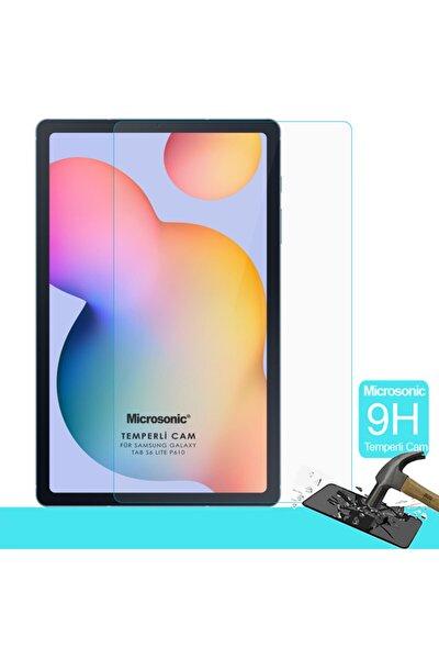 "Microsonic Galaxy Tab S6 Lite 10.4"" P610 Tempered Glass Screen Protector"