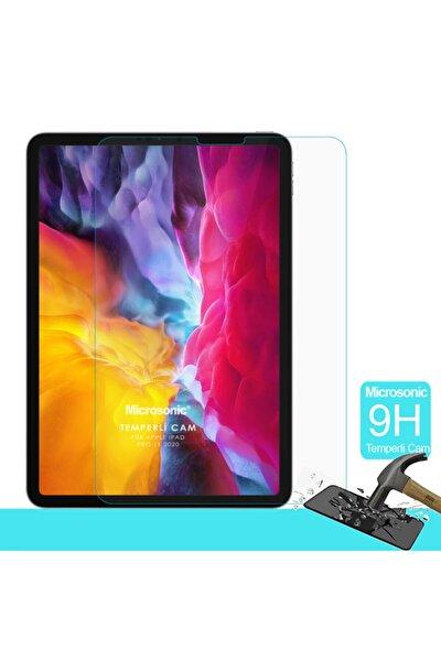 Microsonic Ipad Pro 11'' 2020 2. Nesil (a2228-a2068-a2230) Temperli Cam Ekran Koruyucu