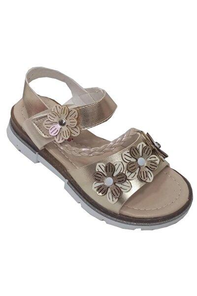 2467f Ortopedik Filet Çocuk Sandalet