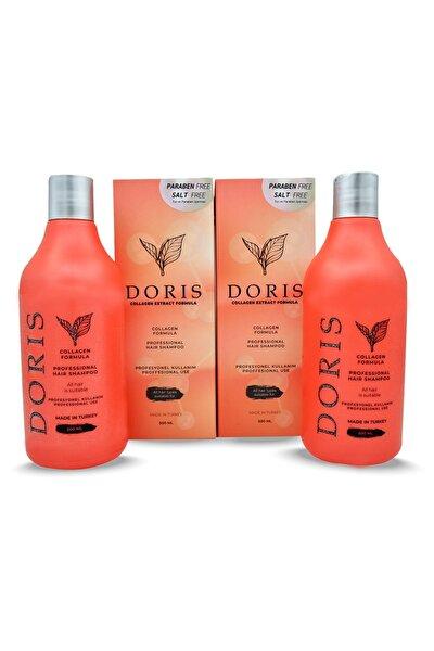Collegene&keratin Formüllü Şampuan 2 Li Paket