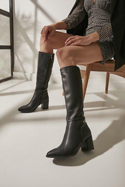Sıyah Kadın Çizme 01CIY189060A100