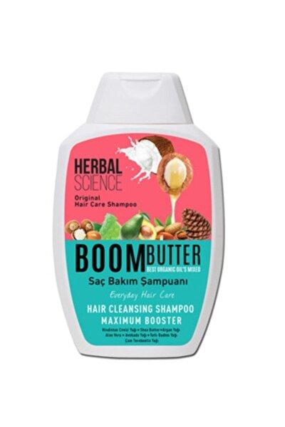 Boom Butter Hızlı Uzama Dökülme Kepeklenme Egzama Şampuanı 8682427004773