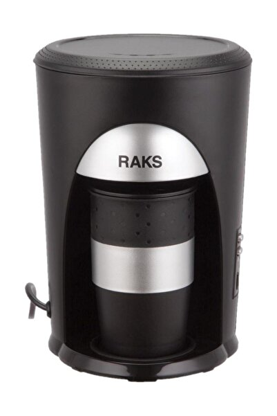 Lui Filtre Kahve Makinesi Siyah