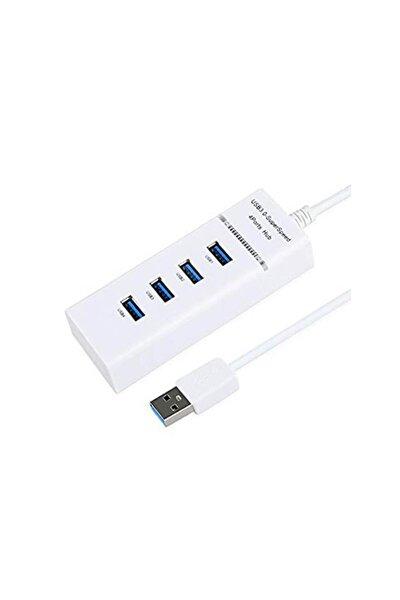 4 Port Usb 3.0 Hub - Usb Çoklayıcı 5gbps Chipli Versiyon