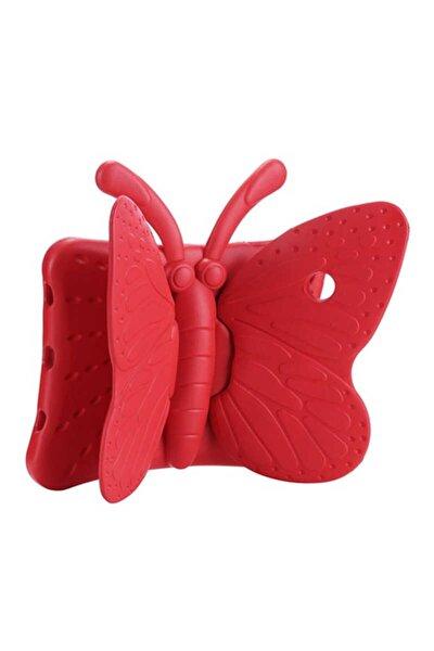 Apple Ipad 9.7 2018 Butterfly (kelebekli) Standlı Tablet Kılıf
