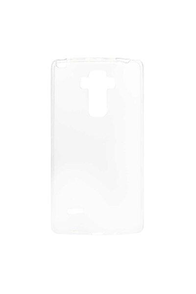 G4 Stylus Uyumlu  Kılıf Şeffaf Esnek Süper Silikon