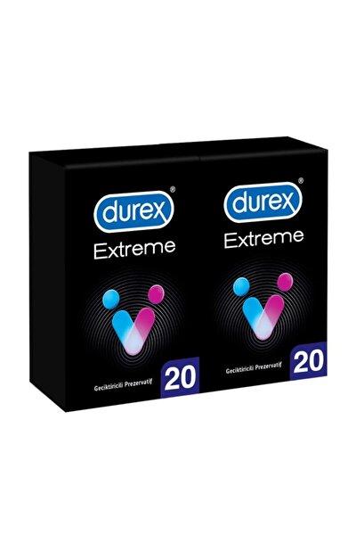 Extreme Geciktiricili Prezervatif 40'li Avantaj Paketi
