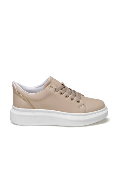 21S-0401FX Bej Kadın Fashion Sneaker 101014279