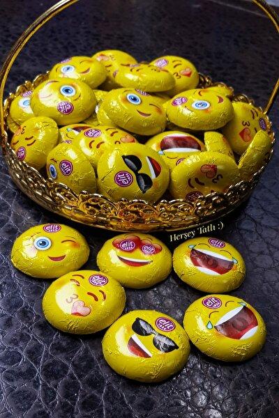 Emoji Çikolata 300 gr.