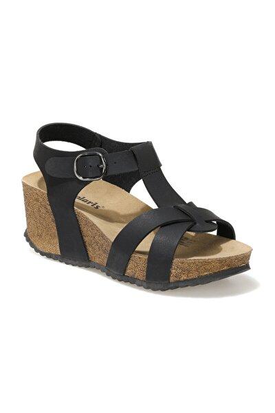 317689.Z 1FX Siyah Kadın Dolgu Topuklu Sandalet 101025451