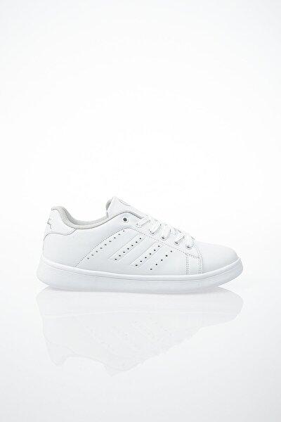 Kadın Günlük Spor Ayakkabı-Beyaz PCS-10144