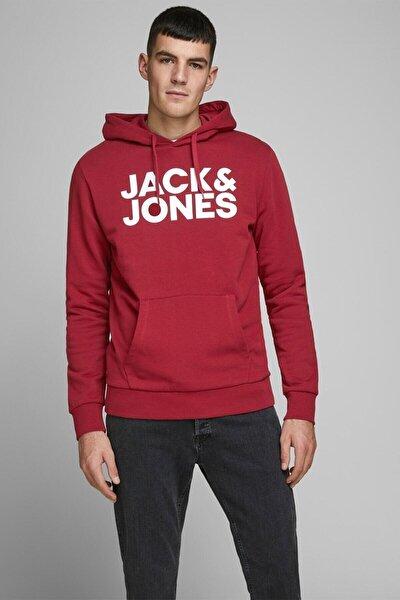 Jack Jones Logo Erkek Sweat