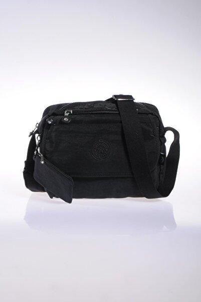 Smb1172-0001 Siyah Kadın Çapraz Çanta