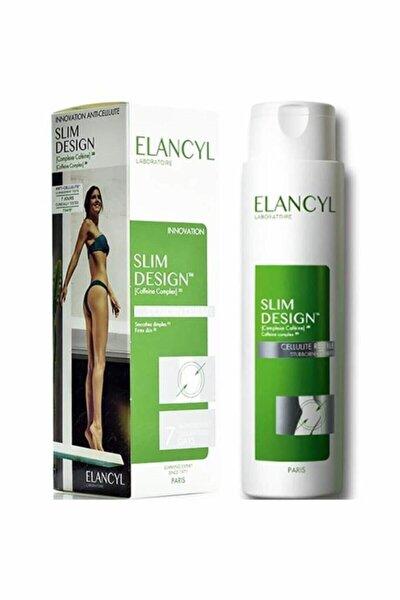Selülit Bakım Jeli - Slim Design Stuborn Cellulite 200 ml