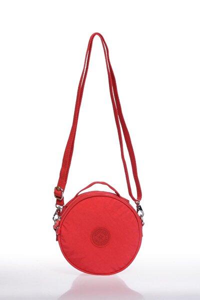 Smb3024-0019 Kırmızı Kadın Çapraz Çanta