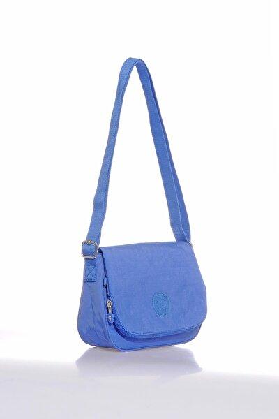 Smb3056-0031 Mavi Kadın Çapraz Çanta