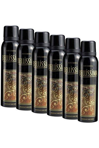 6 x 150 ml Kadın Deodorant 505617-6