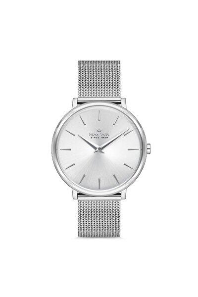 Kadın Gümüş Renk Kol Saati Nc18-3914b795-assm
