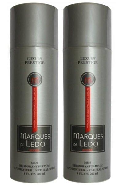 Luxury Prestıge Deo 200ml Men Marques De Led 'li