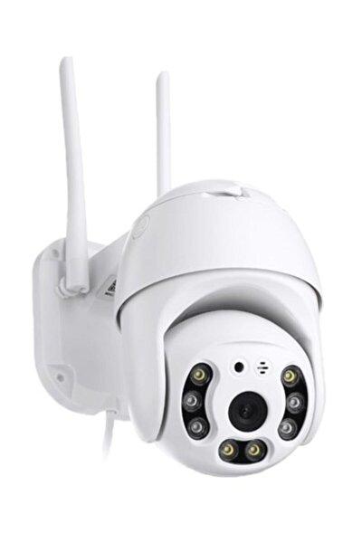 Güvenlik Kamerası Dönebilen Full Hd Wifi Ip Kamera Gece Görüşlü Kablosuz Cctv Kamera