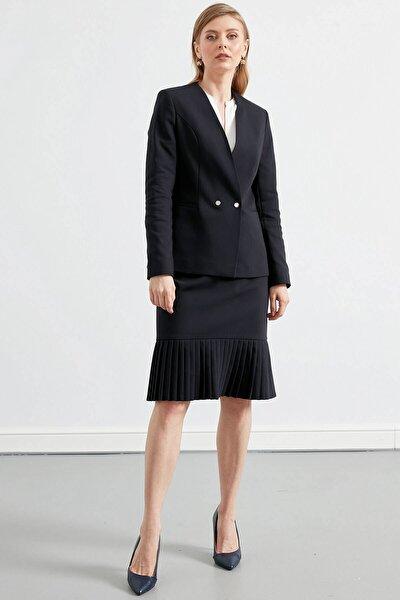 Kadın Lacivert Ceket