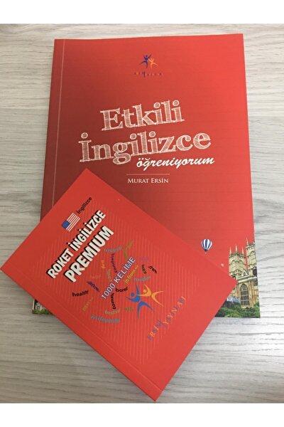 Ingilizce Eğitim Seti 2 Kitap+ 50 Saatlik Video Link