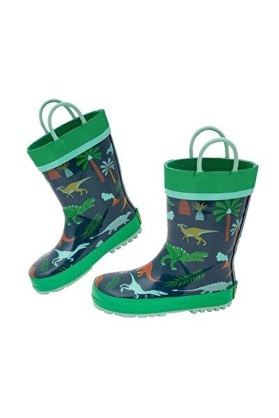 Yağmur Çizmesi Dino Yeşil