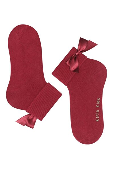 Kız Çocuk Kışlık Soket Çorap