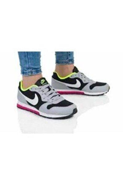 Unisex Çocuk Gri Md Runner 2 Sneaker 807316-016