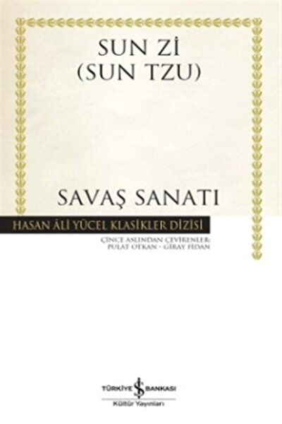 Savaş Sanatı Sun Tzu Hasan Ali Yücel Klasikleri