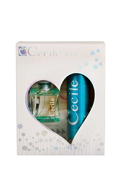 Iris Kadın Edt 100 ml Deodorant 150 ml Kadın Parfüm Seti 8698438201049