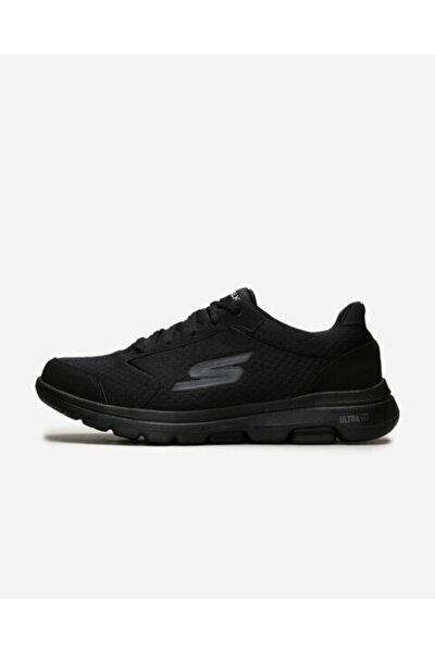 GO WALK 5 - QUALIFY Erkek Siyah Yürüyüş Ayakkabısı