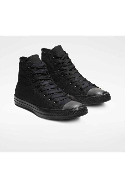 Unisex Siyah Sneaker M3310-001 Chuck Tylor As Hı Black Monochro