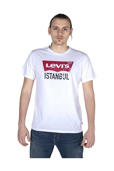 Levis Erkek Tişört Destination Istanbul 22465-0048