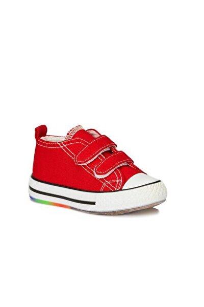 Unisex Çocuk Keten Spor Ayakkabı