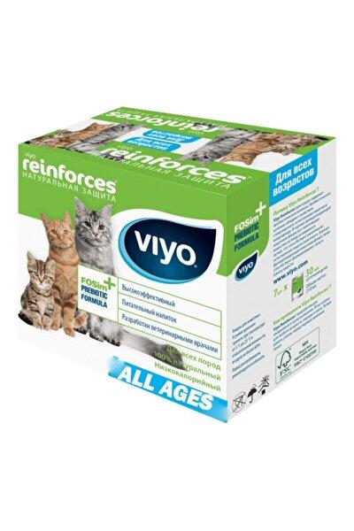 Reinforces ® Tüm Yaş Grubu Kediler Için Ek Besin Takviyesi 7x30 ml
