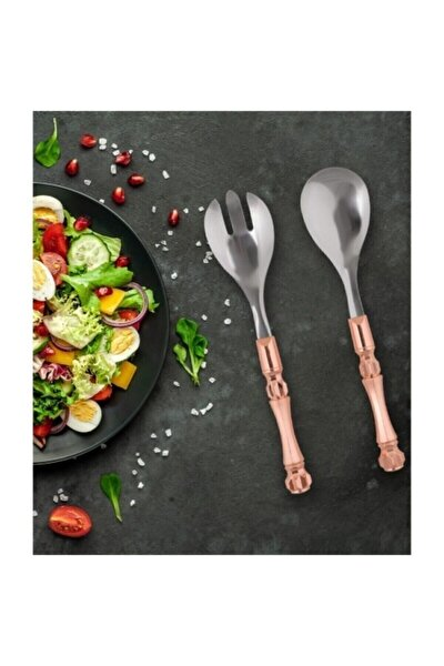 Gri 2'li Salata Servis Seti
