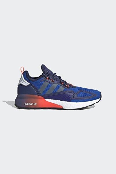 Erkek Mavi Günlük Yürüyüş Ayakkabısı Zx 2k Boost Fx8836