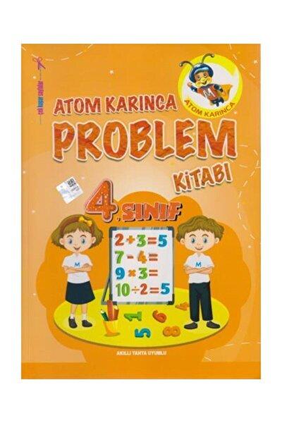 Molekül 4. Sınıf Problemler Kitabı Atom Karınca