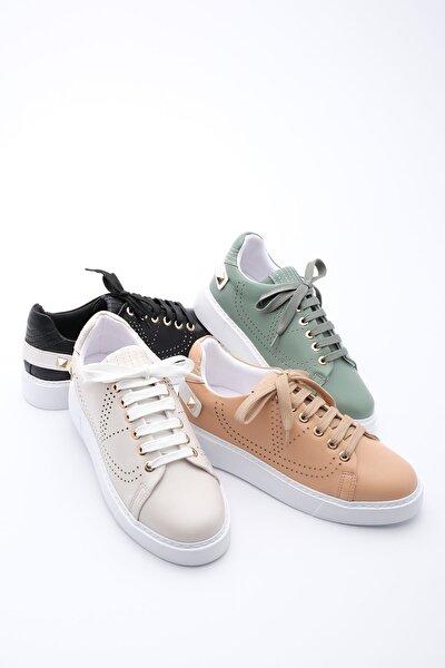 Kadın Yeşil Sneaker