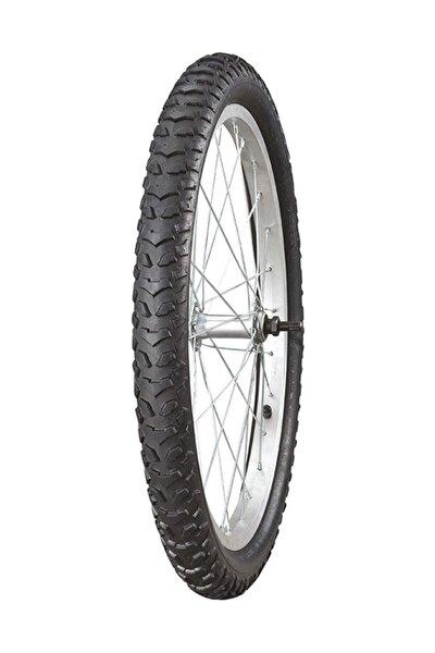 16 X 2.125 Bisiklet Dış Lastik Mb-7 Siyah - Anlas