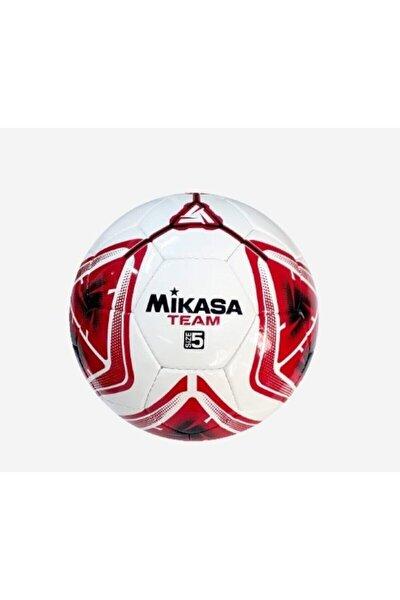 Mikasa Futbol Topu Kırmızı-beyaz