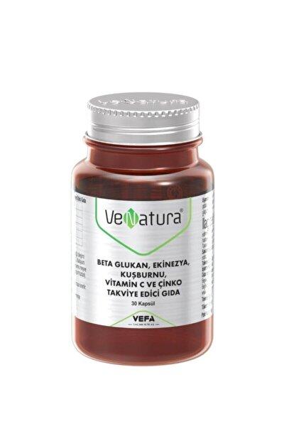 Beta Glukan, Ekinezya, Kuşburnu, Vitamin C, Çinko 30 Kapsül