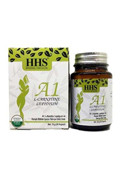 A+1 L-carnitine Lepidium Bitkisel 30 Kapsül A1 L-karnitin