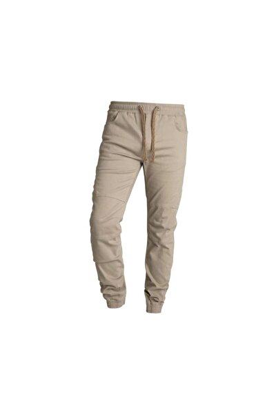 Erkek Siyah Dakota Stretch Casual Pantolon