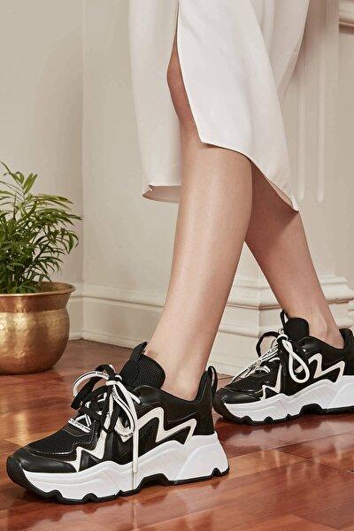Jean Siyah Sneaker