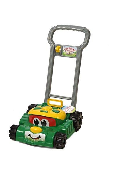 Oyuncak Çim Biçme Makinesi - Eğlenceli Bahçe Oyuncakları
