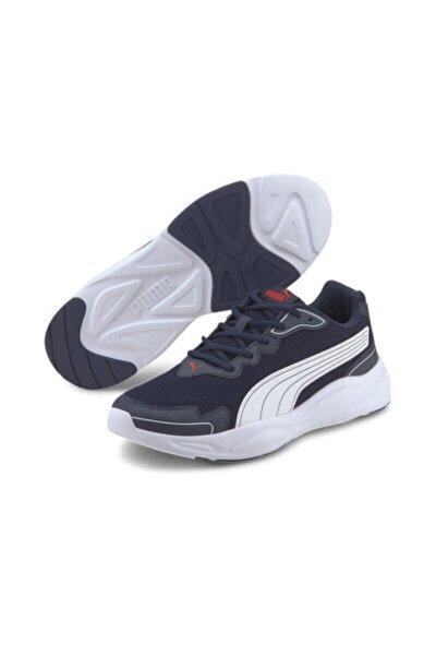 Unisex Lacivert 90s Runner Nu Wave  Spor Ayakkabı