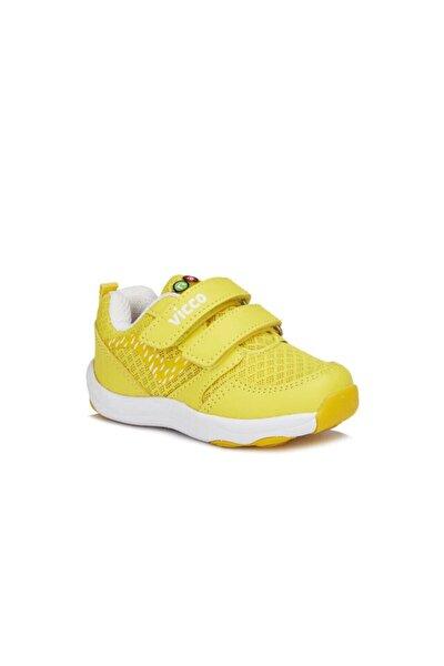 Bebek Sarı Spor Ayakkabı