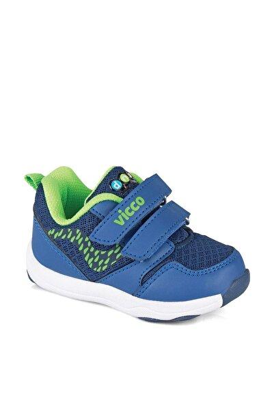 313.B19K.125 Lacivert Erkek Çocuk Yürüyüş Ayakkabısı 100579010